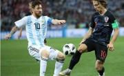 阿根廷,梅西在克罗地亚遭受殴打后即将离场世界杯冠军